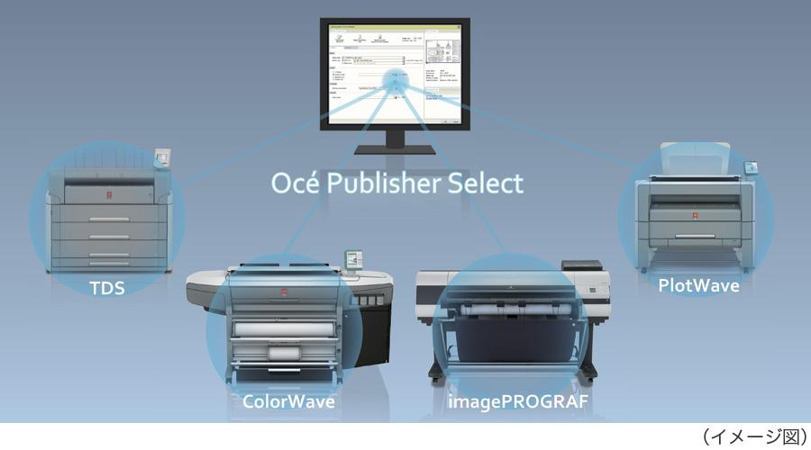 Océ Publisher Select