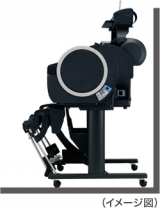 iPF770 MFP|CAD図面出力とスキャニングの安定性を向上