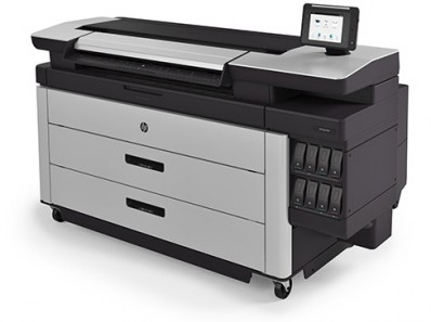 HP PageWide XL 5000 MFP