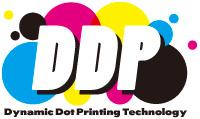 ダイナミック・ドット・プリンティング・テクノロジー「DDP」