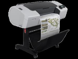 HP Designjet T790 ePrinter (24inch)