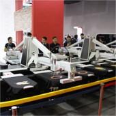 中国広州にてスクリーン印刷関連機材の展示会CSGIA & FESPA CHINA 2016視察レポート