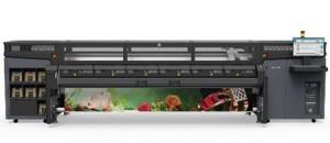 HP Latex 1500 プリンター