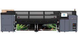 HP Latex 3600プリンター