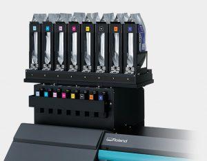 長時間連続印刷を可能にするインクシステム