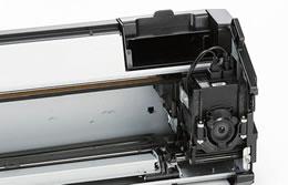 自動測色器ILS30EPの装着により色管理工程を自動化