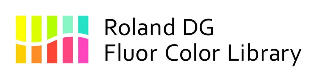 Roland DG Fluor Color Library
