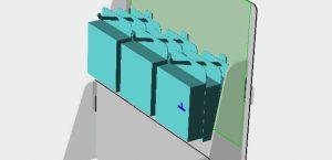 ArtiosCAD:構造デザインの構築