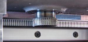 ラック・アンド・ピニオン駆動システム