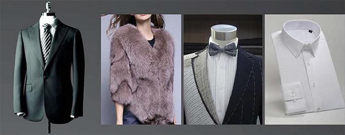 衣類&繊維