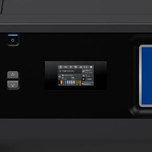 SC-R5050/SC-R5050Lのタッチパネル