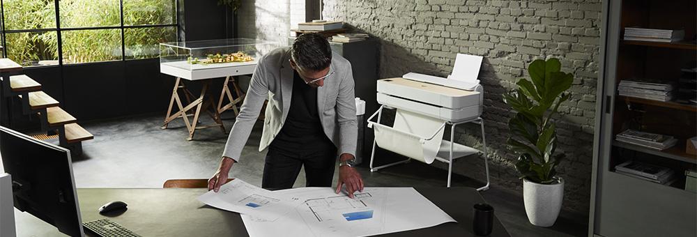 HP DesignJet Studio A1