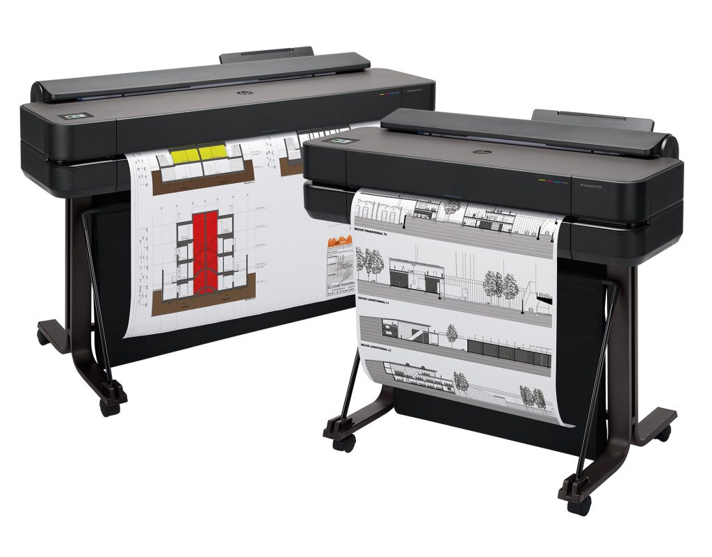 HP DesignJet T600シリーズ
