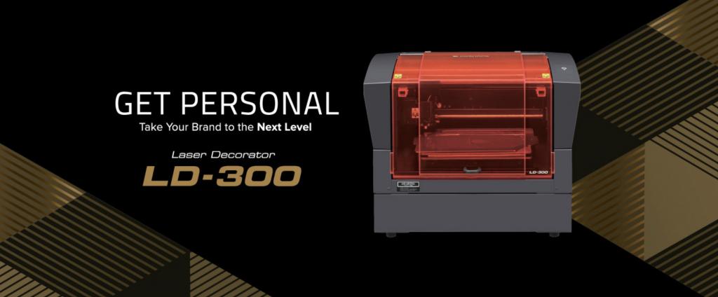 Laser Decorator LD-300